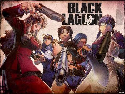 BLACK LAGOON(ブラックラグーン)の名言・セリフ集