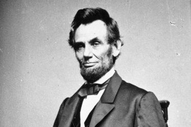 エイブラハム・リンカーンの名言格言52選
