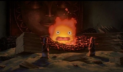 howl-Calcifer